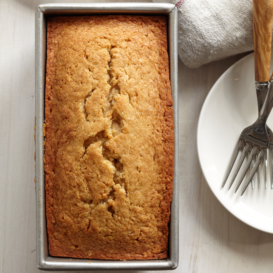 Graham Cracker Pound Cake