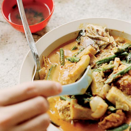Fish Curry with Tamarind