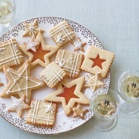 Roll-and-Cut Sugar Cookies