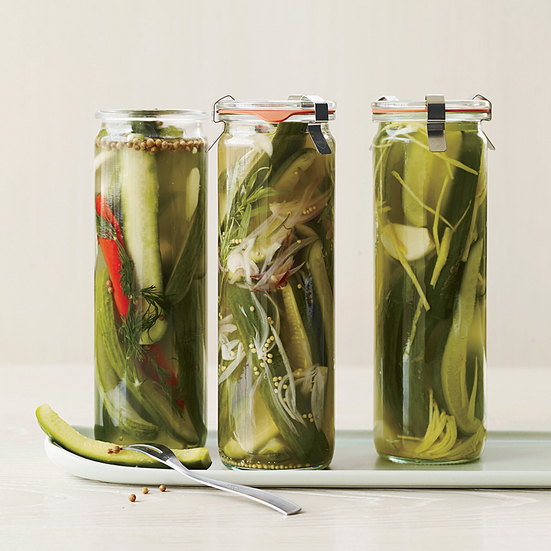 Curry Quick Pickles