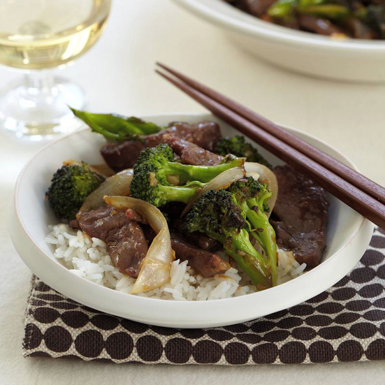 Classic Beef and Broccoli