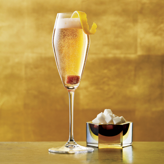 Cocktail recipe: Champagne Cocktail