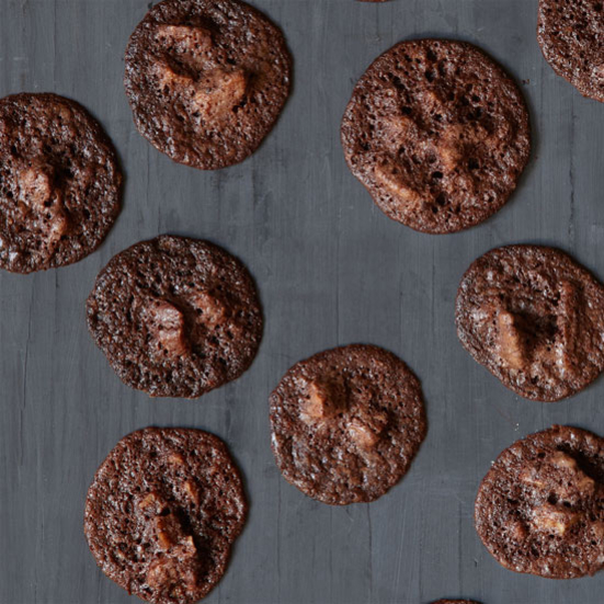 Nana Betty's Chocolate-Pecan Cookies