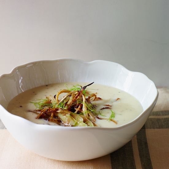Fennel Avgolemono Recipe - Kay Chun | Food & Wine
