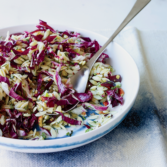 Fennel Frond Orzo