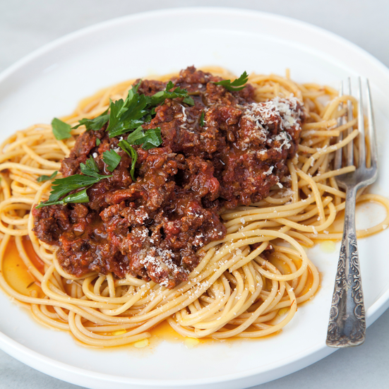 Slow Cooker Bolognese Recipe - Sarah Bolla | Food & Wine