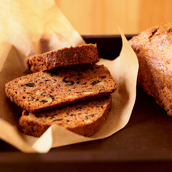 Carrot-Walnut Bread