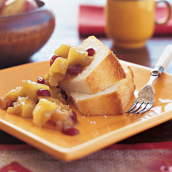Curried Fruit Compote