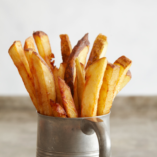 Thrice-Cooked Fries