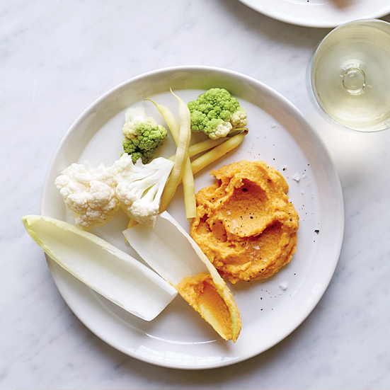 Pumpkin Hummus Recipe - Justin Chapple | Food & Wine