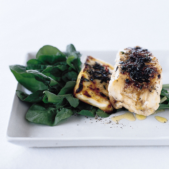 Thyme-and-Chile-Marinated Chicken and Feta