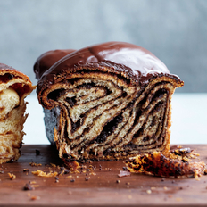 Food & Wine: Chocolate Babka