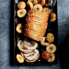 Food & Wine: Pork Loin Stuffed with 