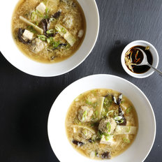 Food & Wine: Hot-and-Sour Meatball Soup