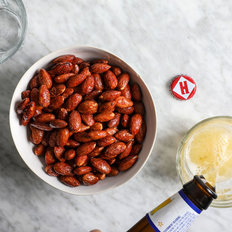Food & Wine: Spiced Candied Almonds