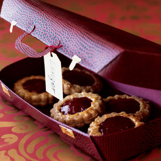 Food & Wine: Linzer Cookies