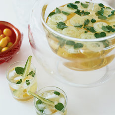 Food & Wine: Vinho Verde Punch