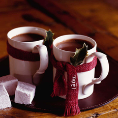 Food & Wine: Hot Chocolate with Rum