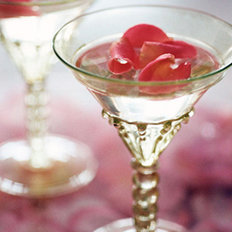 Food & Wine: Rose Martinis