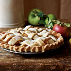 Food & Wine: Lattice-Topped Apple Pie