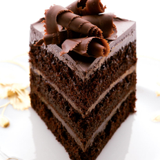 Food & Wine: Fudgy Chocolate Layer Cake