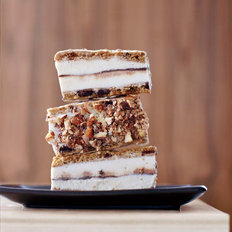 Food & Wine: Chocolate Chip Cookie Ice Cream Bars