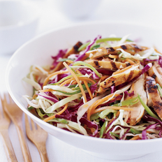 Food & Wine: Grilled Chinese Chicken Salad
