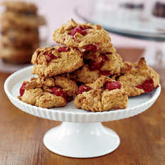 Food & Wine: Raspberry Scones