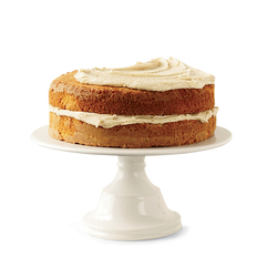 Food & Wine: Spice Cake with Bourbon-Pecan Frosting