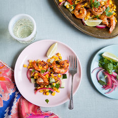 Food & Wine: Cajun-Spiced Shrimp and Corn Salad