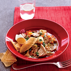 Food & Wine: Pork and Tomatillo Stew