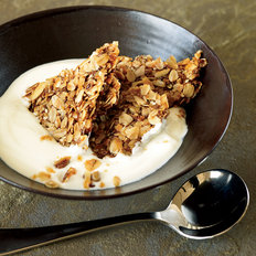 Food & Wine: Chunky Granola
