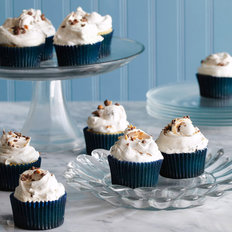 Food & Wine: Fluffernutter Cupcakes