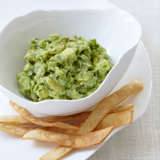 Food & Wine: Guacamole with Charred Jalapeño and Scallions