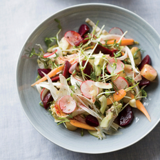 Food & Wine: August Chopped Salad