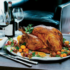Food & Wine: Citrus-Marinated Turkey