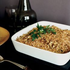 Food & Wine: Crunchy Baked Fennel