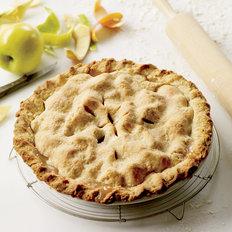 Food & Wine: Double-Crust Apple Pie