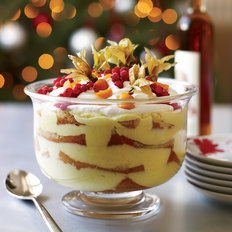 Food & Wine: Italian Trifle with Marsala Syrup
