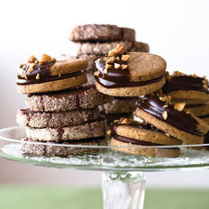 Food & Wine: Sugar-Crusted Chocolate Cookies