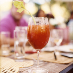Food & Wine: Thai Chile Bloody Marys