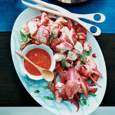 Food & Wine: Chili Lobster