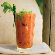Food & Wine: Fresh Tomato Bloody Marys