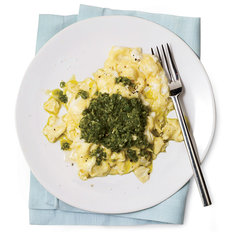 Food & Wine: Chile-Cilantro Pesto