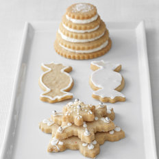 Food & Wine: Iced Brown Sugar Cookies