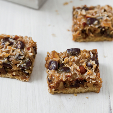 Food & Wine: Dulce de Leche, Coconut and Chocolate Chip Magic Bars