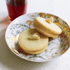 Food & Wine: Lemon-Curd Sandwich Cookies