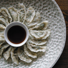 Food & Wine: Cabbage, Watercress and Pine Nut Dumplings