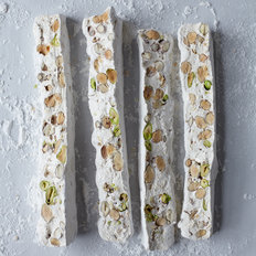 Food & Wine: Almond-Pistachio Nougat
