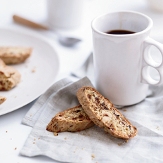 Food & Wine: Buttery Hazelnut-Fig Biscotti